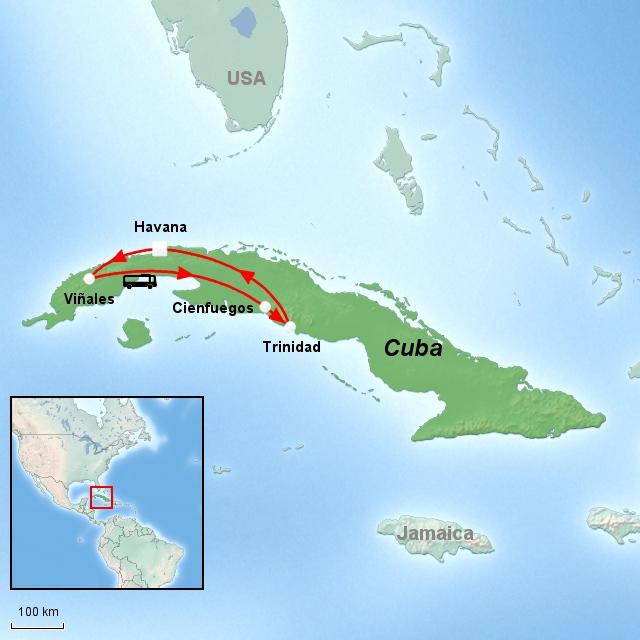 Enestaende Cuba Utflukter Og Opplevelser Svane Reiser